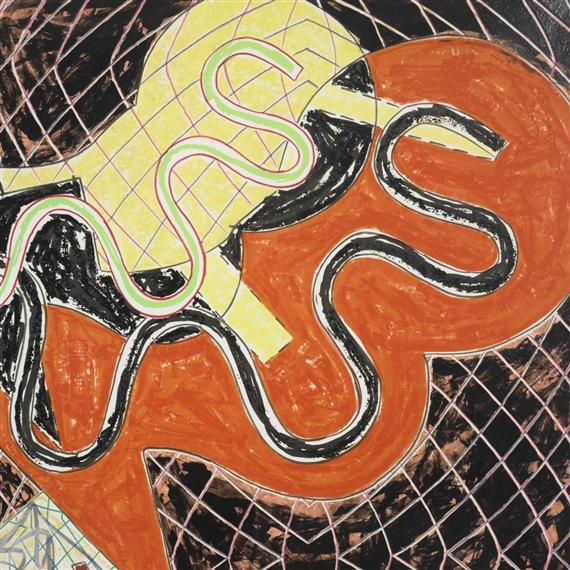 Shards, 1982 - Frank Stella