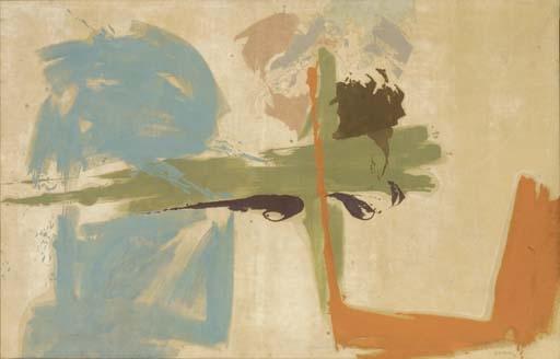 Sacrifice, 1961 - Friedel Dzubas