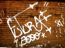 Tag - Futura 2000