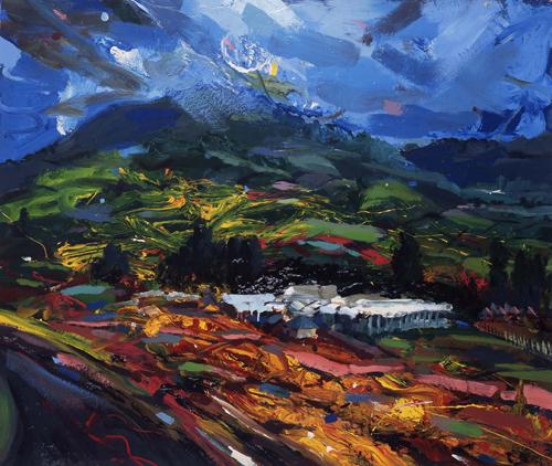 Untitled - Gebre Kristos Desta