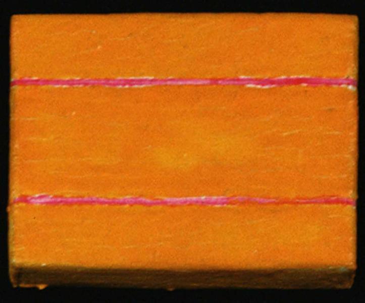 Micro-Painting, 1968 - Джин Дэвис