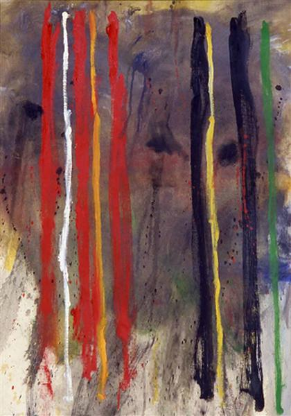 Stripes, 1957 - Gene Davis