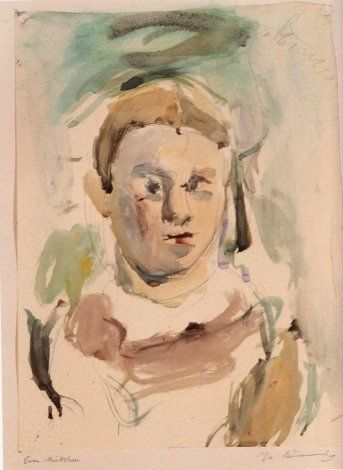 Young man, 1928