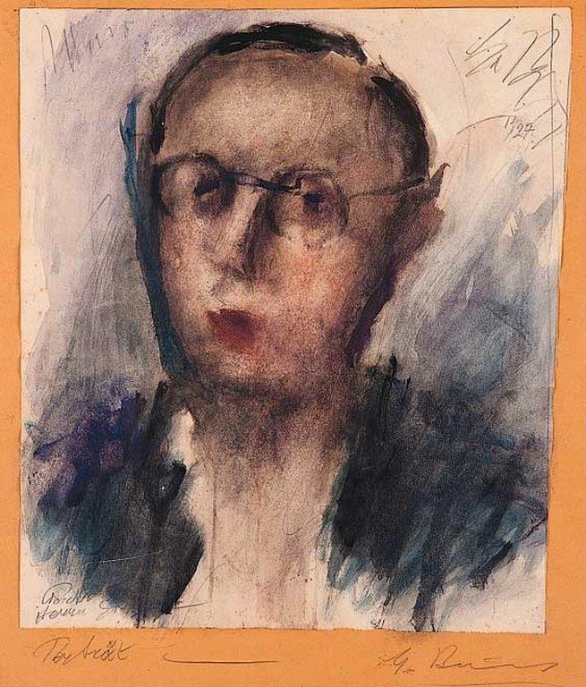 Portrait, 1927