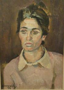 Pink blouse - George Mavroides