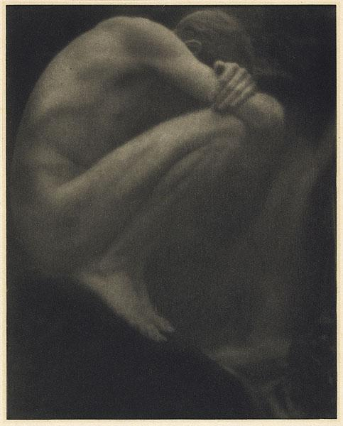 Nude - The Pool, 1910 - George Seeley