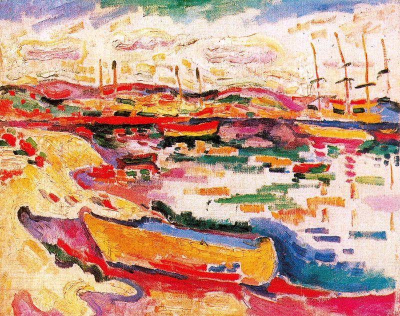 Landscape at La Ciotat, 1907