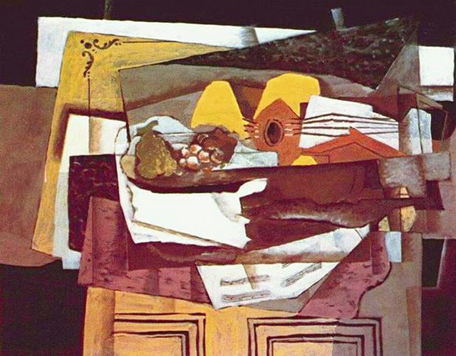The Sideboard, 1920 - Georges Braque