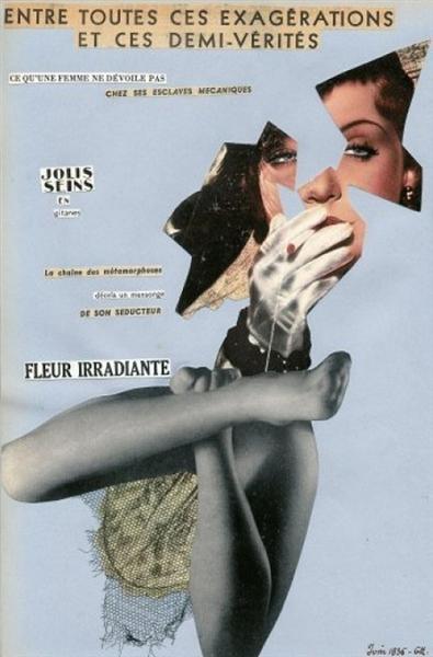La Septième face du dé, 1936 - Georges Hugnet