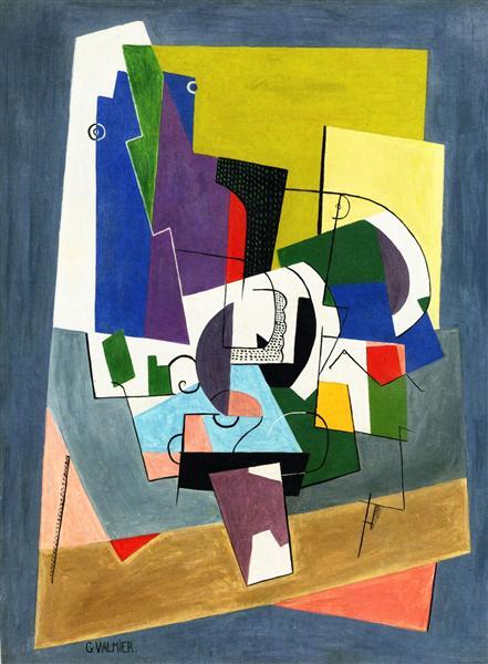 Composition, 1921 - Georges Valmier