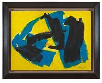 Abstract Composition - Жерар Шнайдер