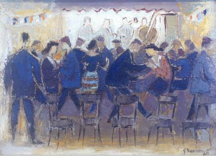 SAINT-GERMAIN NIGHTCLUB, 1960 - Джерард Секото