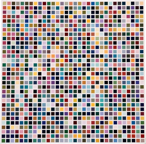 1024 Colours, 1973 - Gerhard Richter