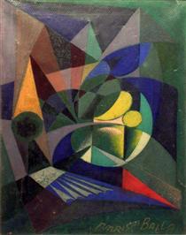 Plastic Colour - Giacomo Balla