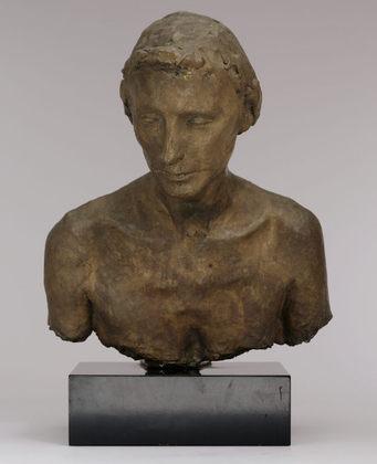 Mrs. Anna Musso - Giacomo Manzu