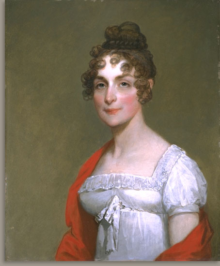 Margaret Crease Stackpole Welch - Gilbert Stuart