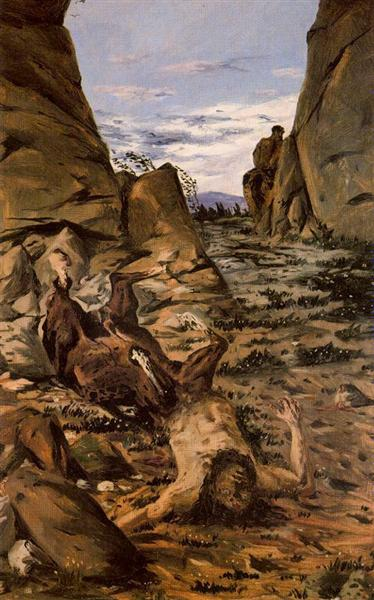 Dying Centaur, 1909 - Giorgio de Chirico