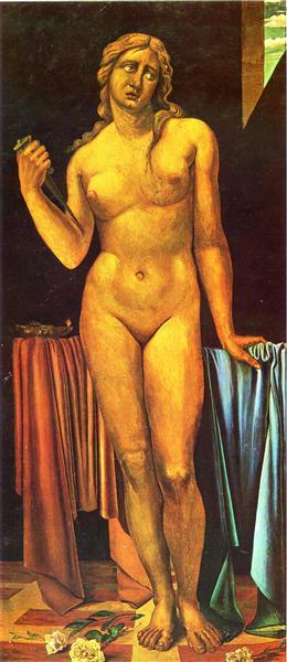 Lucretia, 1922 - Giorgio de Chirico