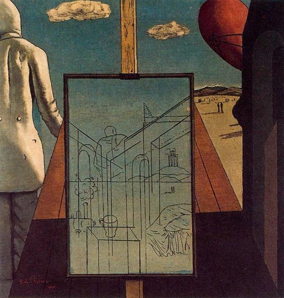 The Double Dream of Spring - Giorgio de Chirico