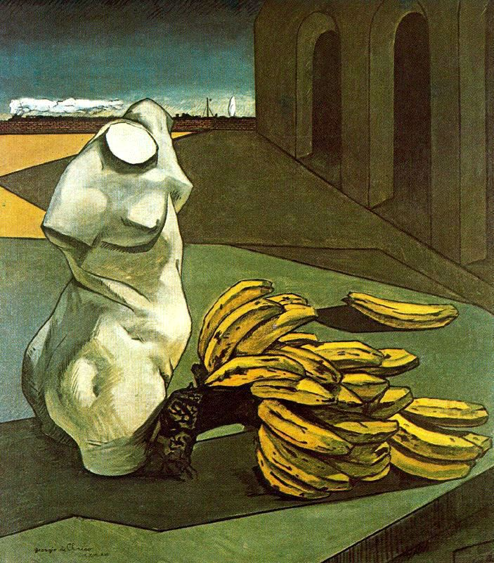 Giorgio de Chirico - Page 2 The-uncertainty-of-the-poet-1913