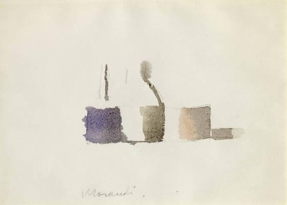 Still Life, 1960 - Giorgio Morandi