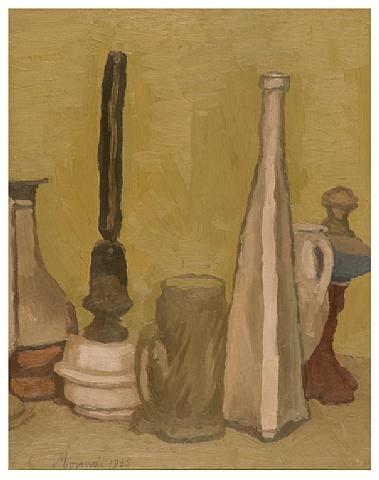 Natura Morta, 1935 - Giorgio Morandi