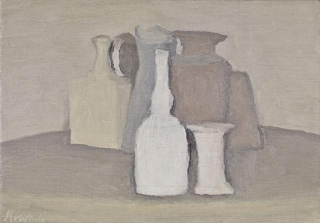 Natura Morta, 1948 - Giorgio Morandi