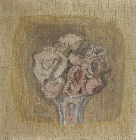 Natura Morta, 1957 - Джорджо Моранди