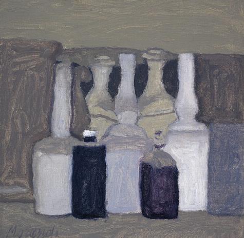 Natura Morta, 1962 - Giorgio Morandi