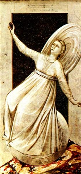 Inconstancy, 1306 - Giotto