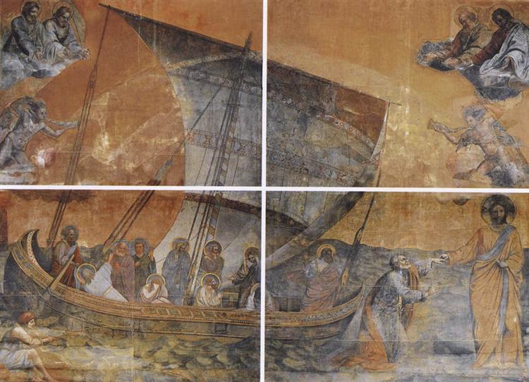 Nacelle, c.1305 - c.1313 - Giotto
