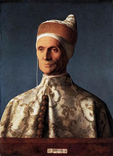Leonardo Loredan - Giovanni Bellini