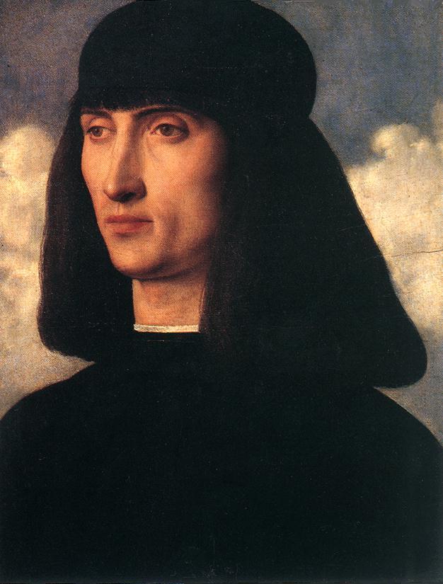 portrait of ariosto 1508 1510 titian wikiart org