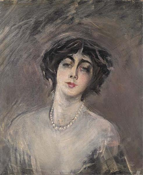 Donna Franca Florio, 1921 - Giovanni Boldini