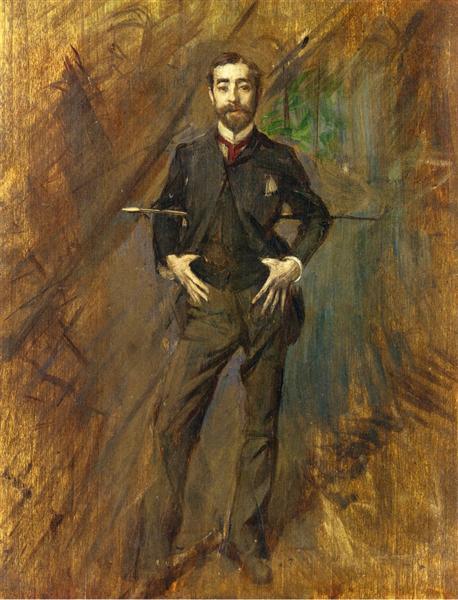 John Singer Sargent, 1890 - Giovanni Boldini