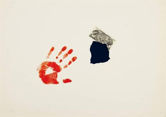 Impronte d'Artista - Giulio Turcato