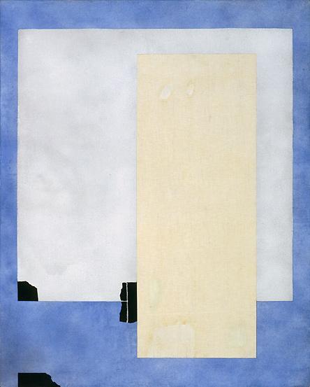 Lettera a Palladio, 1977 - Giuseppe Santomaso