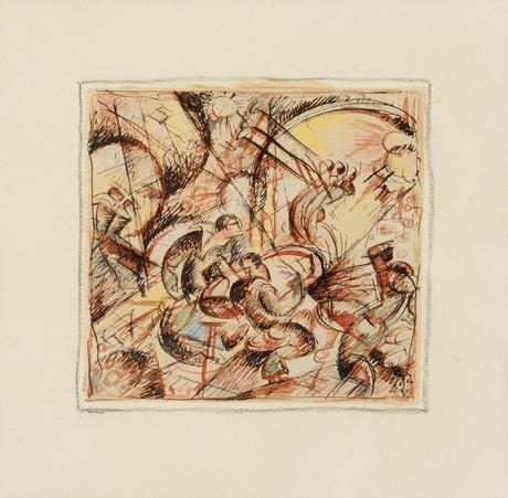 Fantasi, 1917 - Gosta Adrian-Nilsson