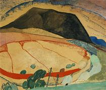 Black Mountain - Grace Cossington Smith