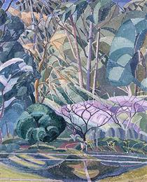 Trees - Grace Cossington Smith
