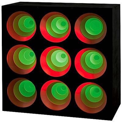 Espaces Chromatiques, 9 Cercles, I - Gregorio Vardanega