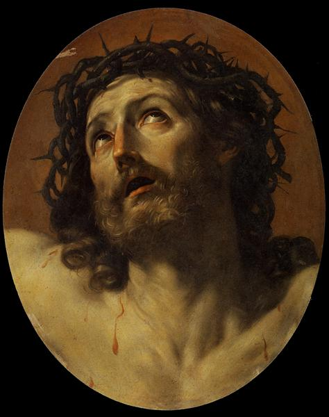 Head of Christ Crowned with Thorns, 1620 - Guido Reni