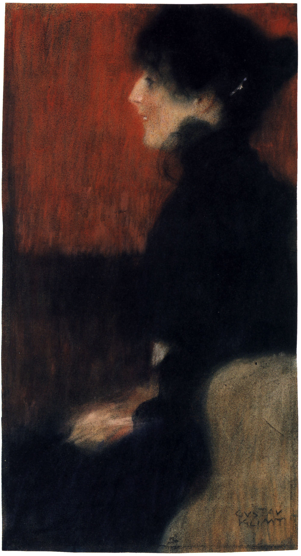 Portrait of a Lady, 1897