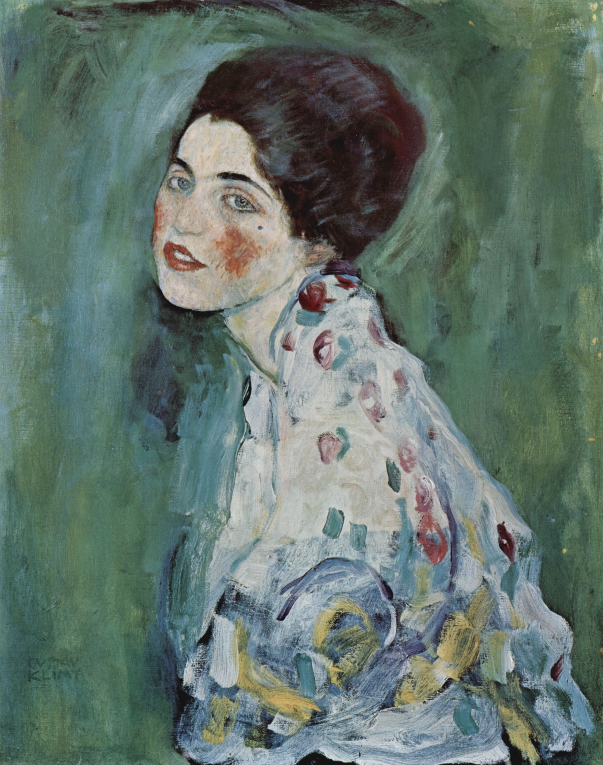 Portrait of a Lady, 1916-1917
