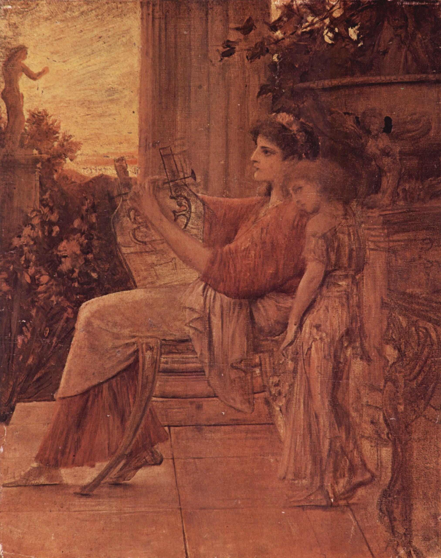 Sappho, 1888-1890