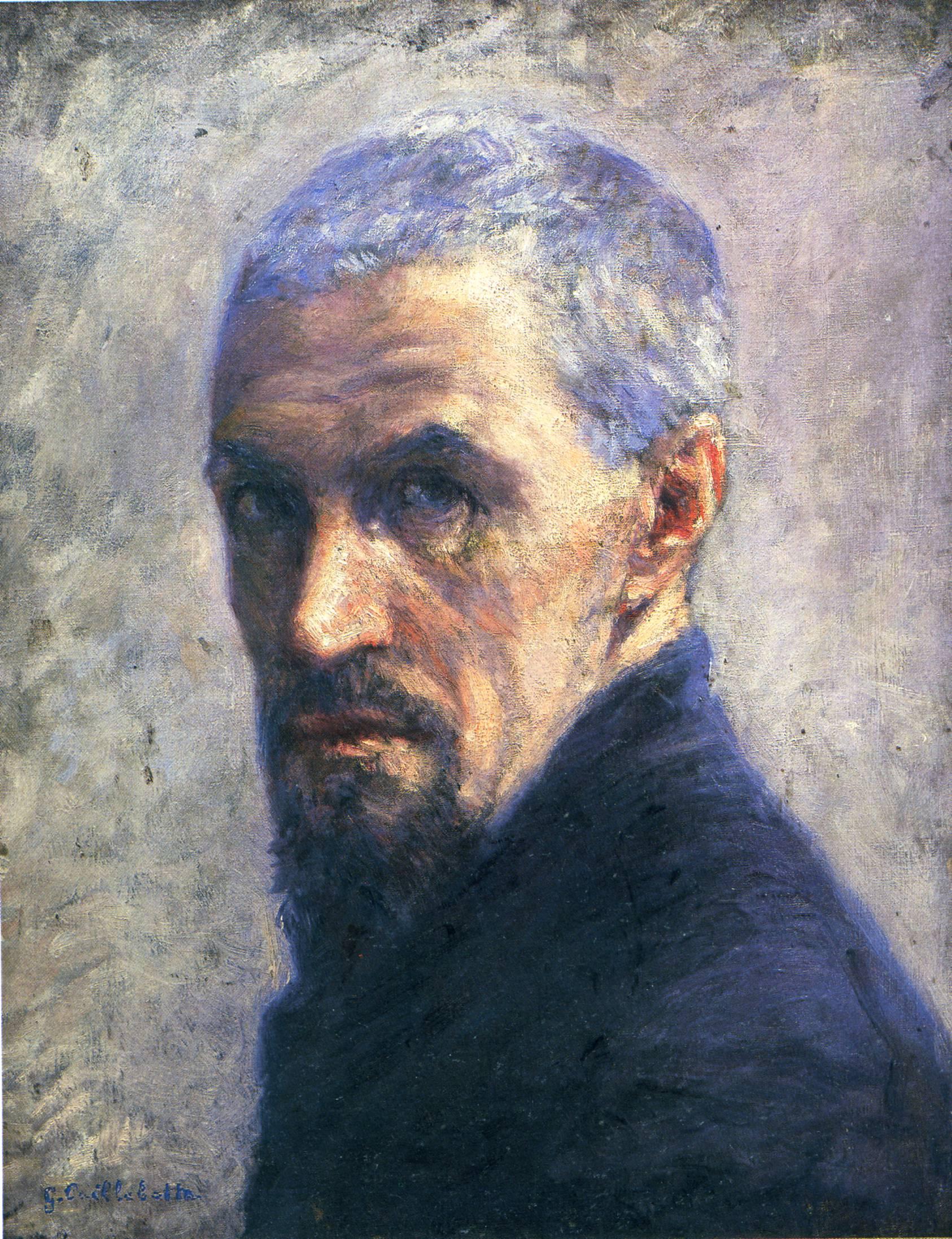 Self-Portrait, 1892