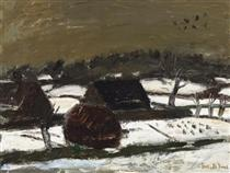 Dark snow - Густав де Смет