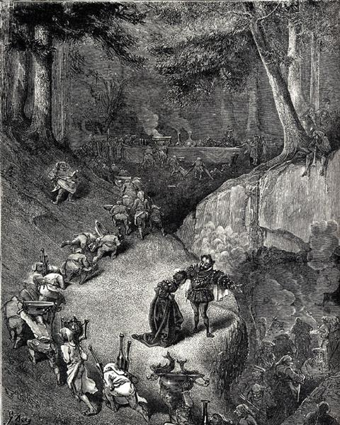 Donkeyskin - Gustave Dore
