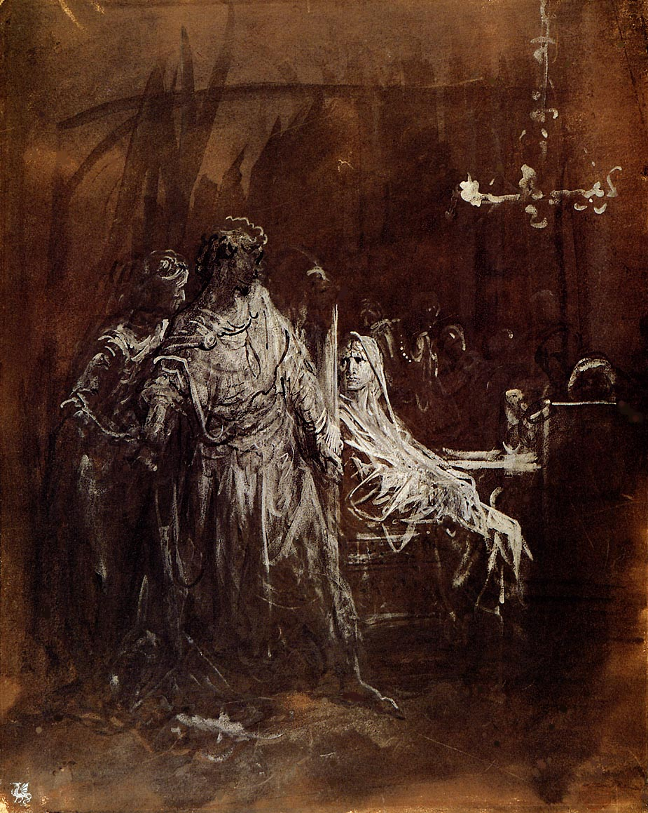 Ghost of banquo