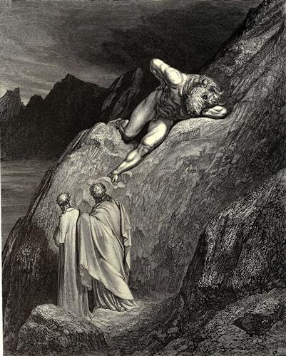 The Inferno, Canto 12 - Gustave Dore